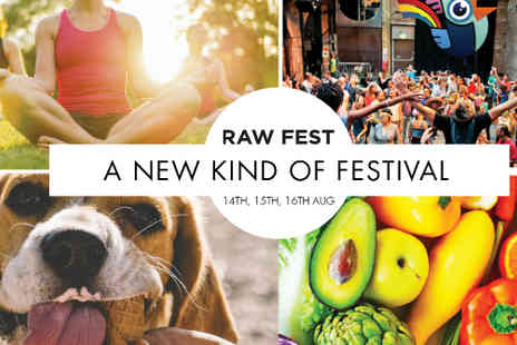 RAW FEST - RAW FEST camping tickets - Save 68%