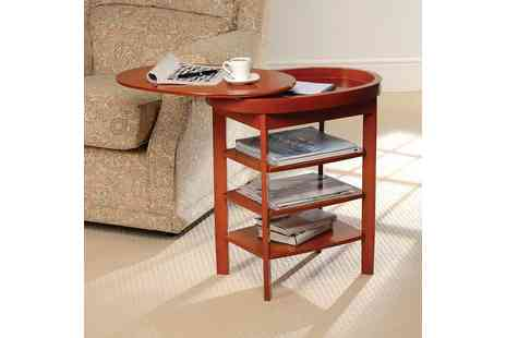 JEM Marketing & Fulfilment Services  - Swivel Top Side Table - Save 0%