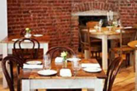The Lockhart -  Outrageously Lovely Dinner & Bubbly for two - Save 62%