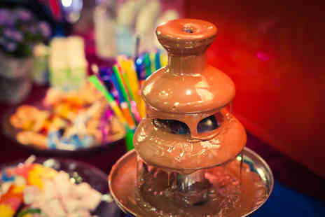 ASJ Catering & Events - Three hours of chocolate fountain hire  - Save 0%