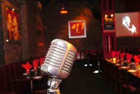 Blundell Street - Music tribute night for two with a three course meal  - Save 52%