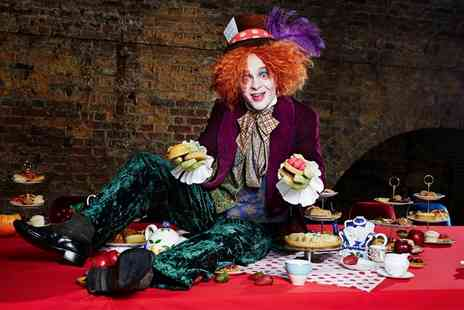 Alice In Wonderland Restaurant - Alice in Wonderland Restaurant Experience  - Save 18%