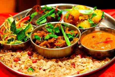 Namaste Katmandu - Indian or Nepalese Meal For Two - Save 67%