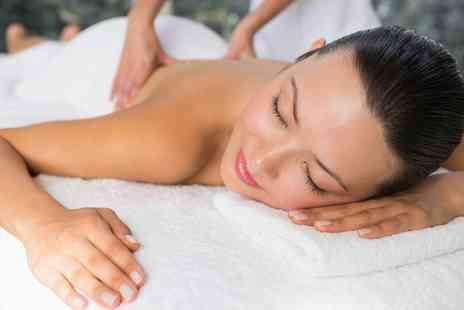 H and M Hair & Beauty - 60 Minute Full Body Swedish Massage With Facial - Save 0%