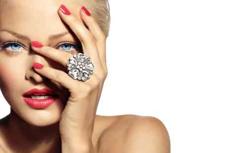 Kellys Perfect Lashes - Shellac Mani, Luxury Gel Pedi  or Shellac Mani Pedi  - Save 50%