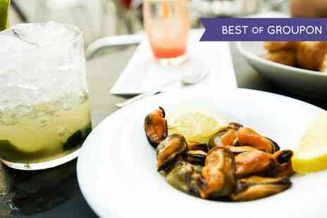 The Horseshoe Bar and Restaurant - Two Courses With Cocktails For Two or Four  - Save 62%