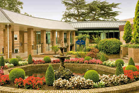 Macdonald Portal Hotel - Cheshire Countryside Spa and Golf Break with Dining Option - Save 43%