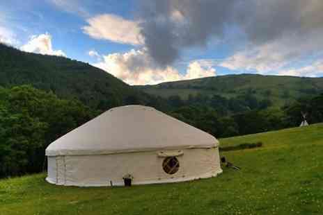 Eco Retreats - Two or Four Nights Yurt Stay For Up to Four  - Save 27%