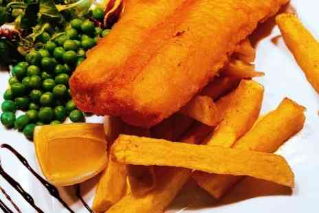 St Andrews Restaurant - Gluten Free Fish and Chips For Two  - Save 52%