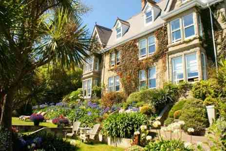 Hotel Penzance - One to Three Nights Stay With Breakfast, Meal and Glass of Prosecco  - Save 62%