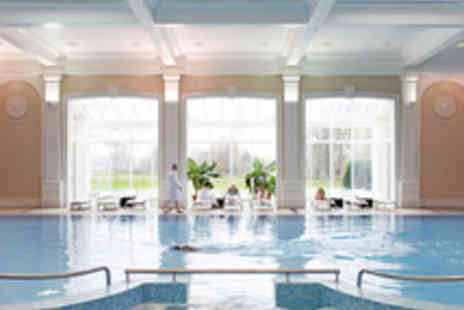 Champneys Henlow - Champneys Henlow Spa Access with a Treatment and Afternoon Tea for Two - Save 32%