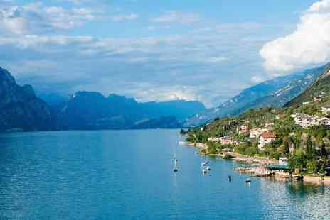 Hotel Costabella - Three Four Five or Seven Nights stay in Lake Garda with breakfast, a dinner and more - Save 36%