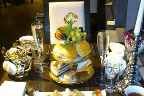 Hotel Rafayel - Champagne afternoon tea for Two on the banks of the Thames - Save 0%