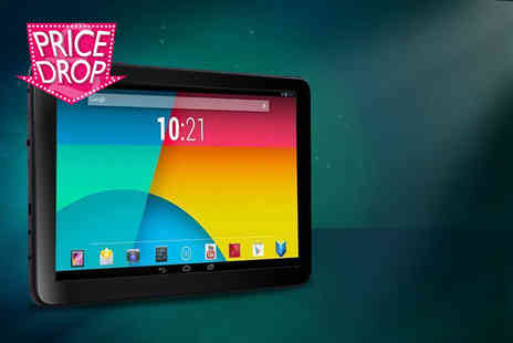 Chimp Electronics - Nine inch quad core 8GB Android tablet computer - Save 80%