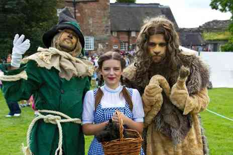 Tutbury Castle - Entry to Tutbury Castle Fairytale Event For Two - Save 60%