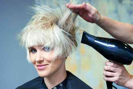 Chique Unisex Hair & Beauty - Cut and Blow Dry With Highlights - Save 0%