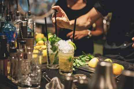 Reserve Bar Stock Exchange - Signature Cocktails  Plus Pairing Platter  - Save 0%