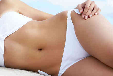 Kirsha Knowles Hair and Beauty - One  Session for Full Leg and Bikini Wax - Save 51%