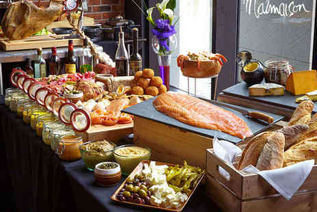 Malmaison - Four Course Sunday Lunch for Two - Save 0%