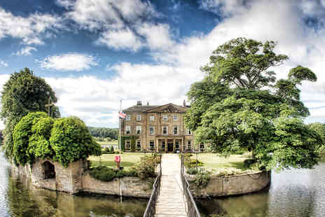 Waterton Park Hotel - Afternoon Tea with Leisure Facilities Access for Two - Save 43%