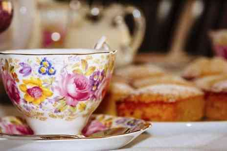 The Mustard Seed Tearooms - Afternoon Tea For Two - Save 50%
