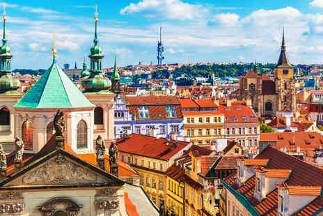 Hotel Golden Key - Two or Three stay nights in a central 4 star hotel in Prague with breakfast, tours & more - Save 37%