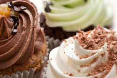 Buttercup Cake Shop - 12 Assorted Cupcakes - Save 53%