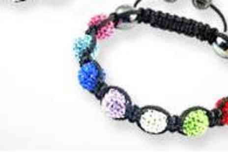 Diamond Forever - Shamballa Bracelet - Save 84%