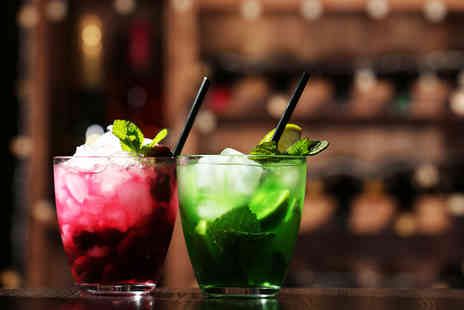 Nirvana Nottingham - Six cocktails to share between  two - Save 63%