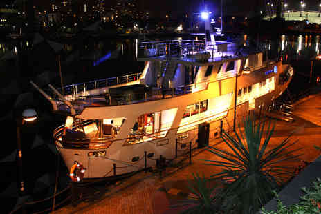 Absolute Pleasure Yacht - Overnight private yacht stay for up to 10 - Save 0%