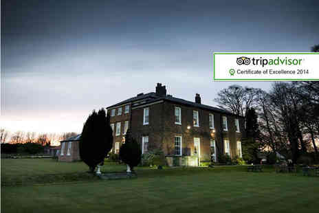 Rowley Manor Hotel - Overnight Yorkshire stay for two including breakfast and dinner - Save 59%
