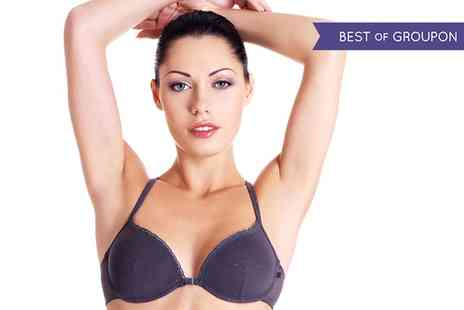 VGmedispa - Six Sessions of Laser Hair Removal - Save 92%