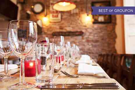 No4 Clifton Village - Main Course and Prosecco For Two  - Save 55%