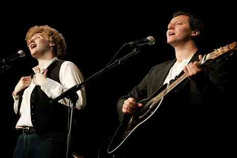 The Simon and Garfunkel Story - One Tickets to The Simon & Garfunkel Story - Save 54%