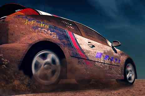 Sportech Motorsport - Choice of Rally Car Experience - Save 55%
