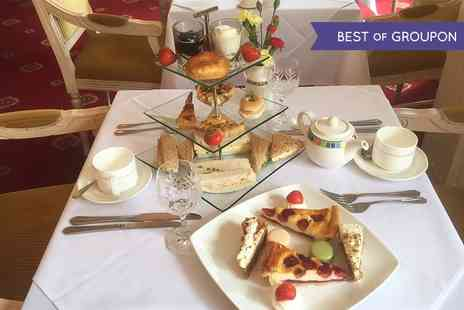 Raffles - Afternoon Tea For Two - Save 0%