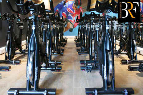 Boiler Room Fitness - Ten Days Unlimited Spinning Classes - Save 0%