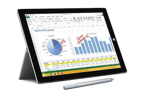 Photo Direct - Microsoft Surface Pro 3 With Free Delivery - Save 22%