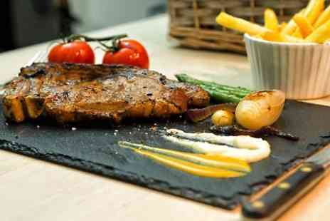 Sofias Italian Restaurant - Two Course Steak Meal With Prosecco For Two - Save 59%