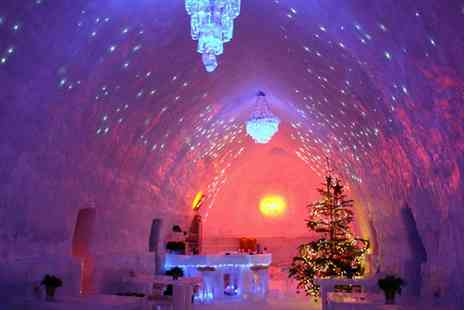 The Ice Hotel - Three or Four Night stay in Romania With flights guide transfers hotels and excursions - Save 0%