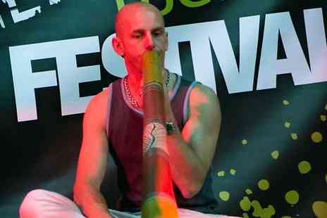 Mind Body Spirit Show - Two Tickets to Mind Body Spirit Wellbeing Festival - Save 38%