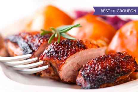 Bamboodle - Sunday Lunch Sharing Board Including Steak Or Duck For Two - Save 50%