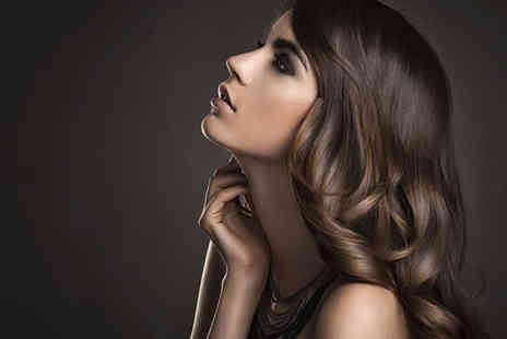 Movida Hair & Beauty - Haircut and Blow Dry with Conditioning Treatment, Head Massage, and Hot Towel Wrap - Save 52%