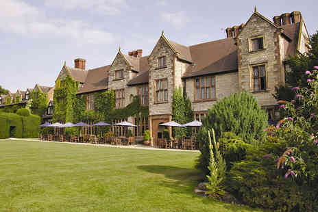 The Hotel Collection - Elizabethan Manor House Dining Break in Stratford upon Avon - Save 9%