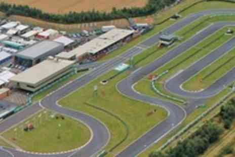 JM Kartsport - Go Karting Experience For Two - Save 65%