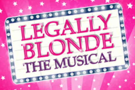 Ingresso - Tickets to Legally Blonde The Musical - Save 0%