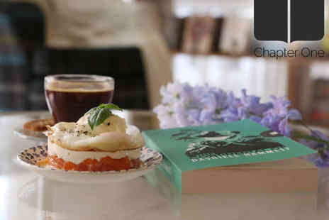 Chapter One - All Day Brunch with Tea or Coffee for Two  - Save 0%