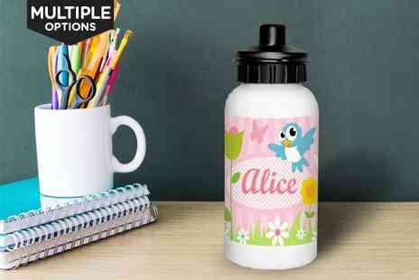Dinkleboos - Personalised Kids Water Bottle - Save 50%