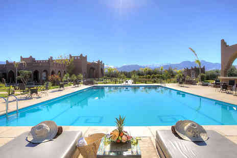 Kasbah Igoudar - Two Nights Stay for Two, Including Airport Transfers, Breakfast Daily, and 20% Discount on Spa Treatments - Save 0%