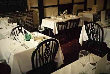 Fox and Hounds - Two Course Gastropub Meal For Two or Four - Save 58%